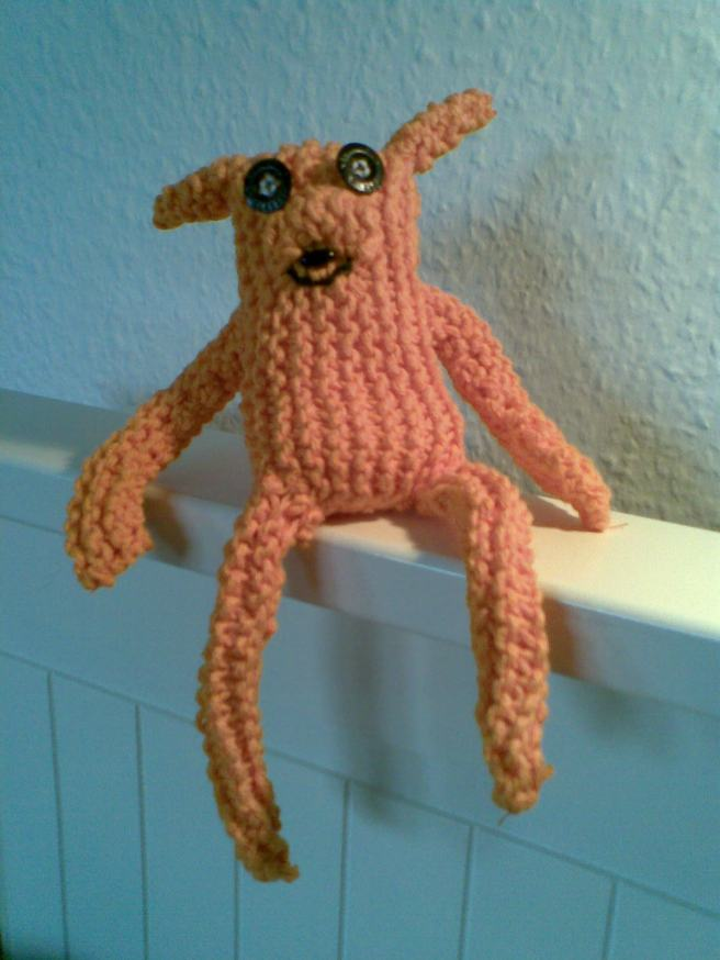 Knitted Jake