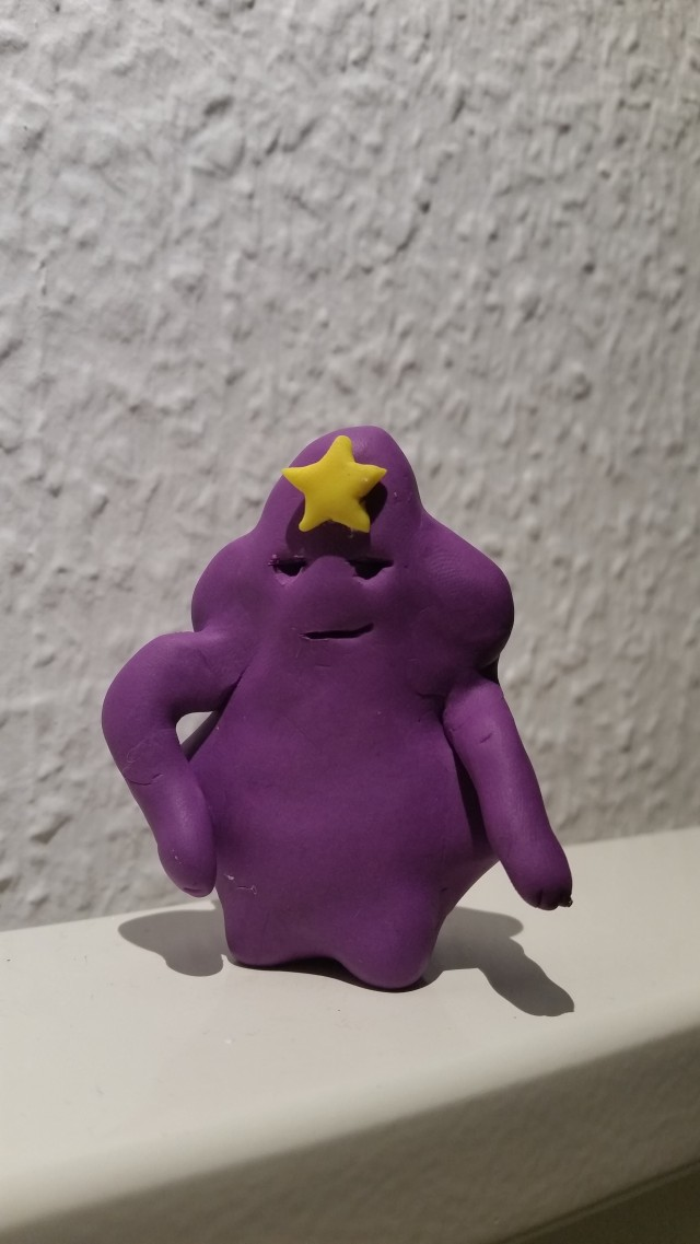 lumpy space princess@fichtenstein